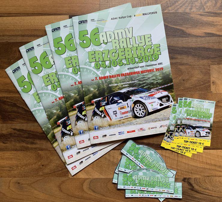 Rallye Erzgebirge 2019